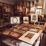 nel laboratorio di Pietro Rodolfi