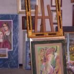 Cornici ,stampe e dipinti esposti